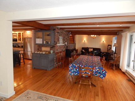 FALMOUTH Cape Cod vacation rental - Spacious rooms to hide