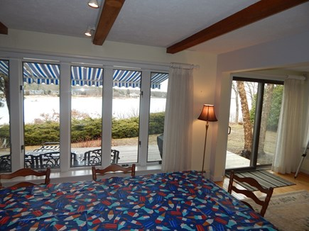FALMOUTH Cape Cod vacation rental - Plenty of room to enjoy long meals