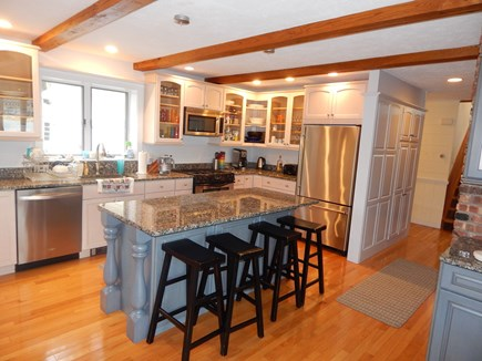FALMOUTH Cape Cod vacation rental - Beautiful kitchen