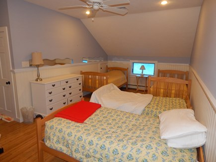 FALMOUTH Cape Cod vacation rental - Bunk room for the kids