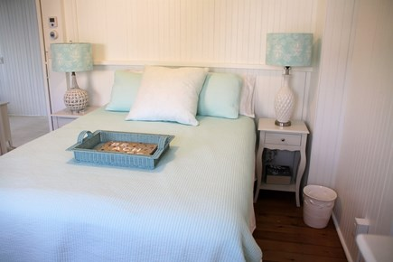 West Falmouth Cape Cod vacation rental - Upstairs Queen Bedroom w/ Large Closet