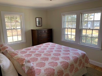 Barnstable Cape Cod vacation rental - Queen first floor bedroom with tons of light.