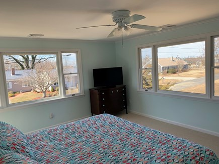 Barnstable Cape Cod vacation rental - Ocean views from master bedroom.