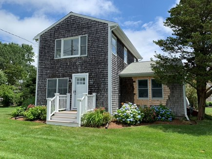 Barnstable Cape Cod vacation rental - Great sunset exposure with new landscaping.