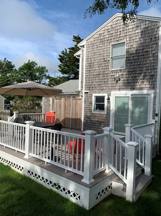 Barnstable Cape Cod vacation rental - Lounge chairs for relaxing after a beach day.