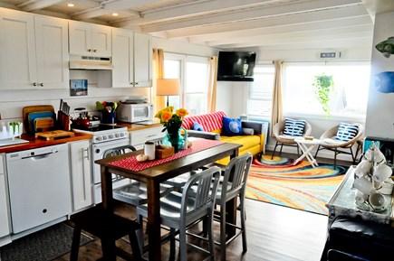 Wellfleet Cape Cod vacation rental - Cheerful open-plan