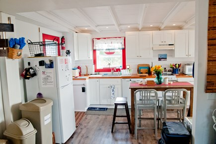 Wellfleet Cape Cod vacation rental - Fully appointed kitchen