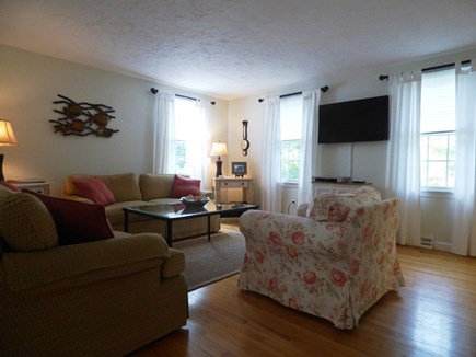 Chatham Cape Cod vacation rental - Light and bright living space
