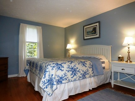 Chatham Cape Cod vacation rental - First floor queen bedroom