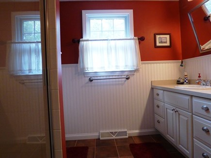Chatham Cape Cod vacation rental - Second floor full bath with shower