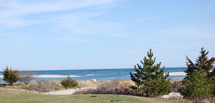 Chatham Cape Cod vacation rental - View from the back yard