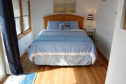 Chatham Cape Cod vacation rental - Sunny first floor bedroom with queen bed