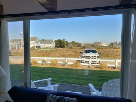 Chatham Cape Cod vacation rental - Front yard view
