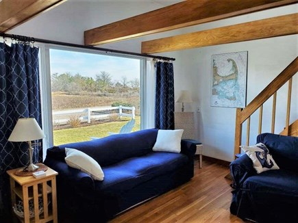 Chatham Cape Cod vacation rental - Front window view