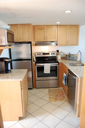 Chatham Cape Cod vacation rental - Stainless steel appliances