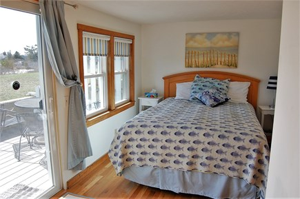 Chatham Cape Cod vacation rental - First floor bedroom featuring queen size bed