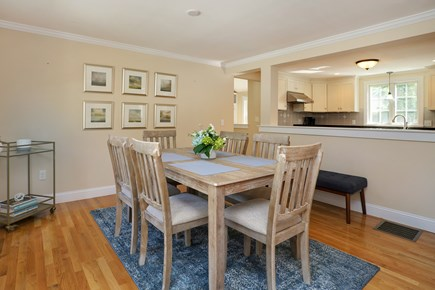 Osterville Osterville vacation rental - Comfortable dining area with seating for six