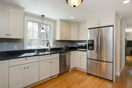 Osterville Osterville vacation rental - Open kitchen to the dining room