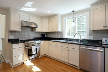Osterville Osterville vacation rental - Updated appliances, renovated kitchen, gas stove