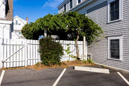 Provincetown Cape Cod vacation rental - One off- street parking spot included