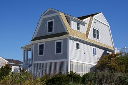 East Sandwich Cape Cod vacation rental - Roadside view
