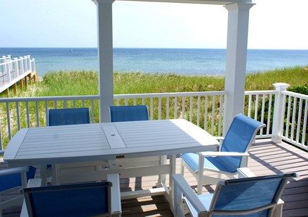 East Sandwich Cape Cod vacation rental - Outdoor dining