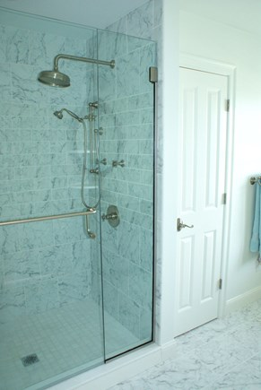 East Sandwich Cape Cod vacation rental - Master shower
