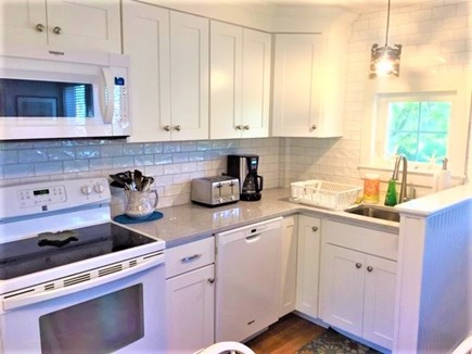 West Yarmouth Cape Cod vacation rental - New updated kitchen