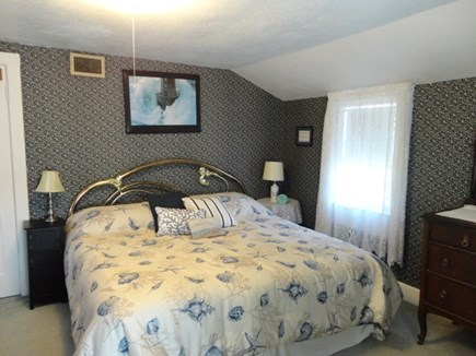 West Yarmouth Cape Cod vacation rental - 2nd floor bedroom with king bed