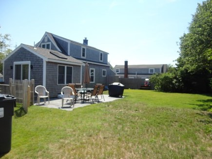 West Yarmouth Cape Cod vacation rental - Huge, fenced-in back yard