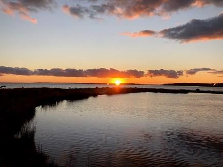 Pocasset, Monument Beach Pocasset vacation rental - Beautiful sunset