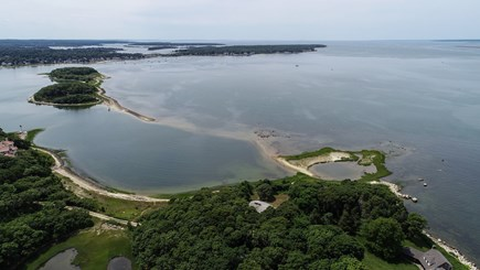 Pocasset, Monument Beach Pocasset vacation rental - Water views all around