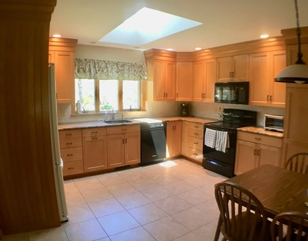 Brewster Cape Cod vacation rental - Updated and stocked kitchen