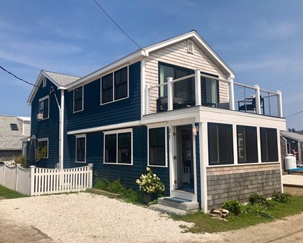 Provincetown Cape Cod vacation rental - Beautiful, fully remodeled Beach Point home 100 yards to beach