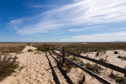 Provincetown Cape Cod vacation rental - Beach path just steps from your front door