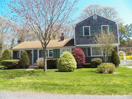West Dennis Cape Cod vacation rental - Beautifully landscaped property, just a 7 min walk to the beach