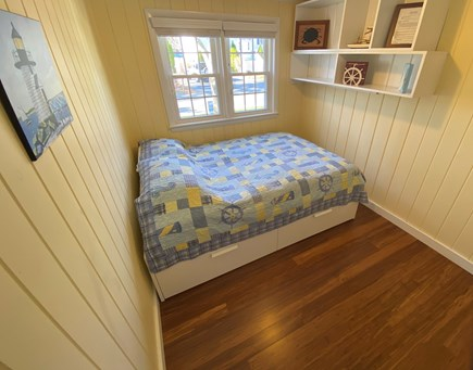 West Dennis Cape Cod vacation rental - First floor double bedroom. Bedroom 4