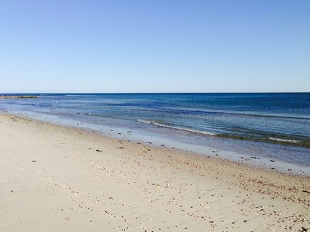 West Dennis Cape Cod vacation rental - South Village Beach - just a short 7 minute walk from the house!