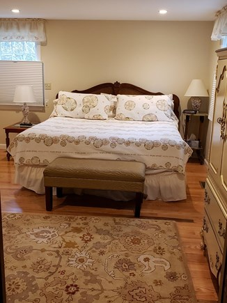 West Yarmouth Cape Cod vacation rental - Beautiful Master Suite - king bed, large en suite bathroom