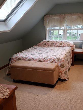 West Yarmouth Cape Cod vacation rental - Cozy upstairs bedroom with queen bed