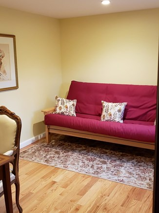 West Yarmouth Cape Cod vacation rental - First floor office area with double futon