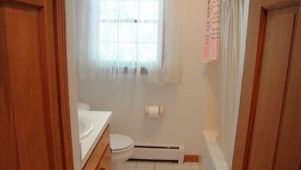 Eastham Cape Cod vacation rental - First Floor - Full Bath with Tub