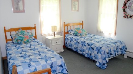 Eastham Cape Cod vacation rental - First Floor - Two Twins