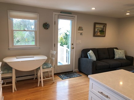 Orleans Cape Cod vacation rental - Dining/living area