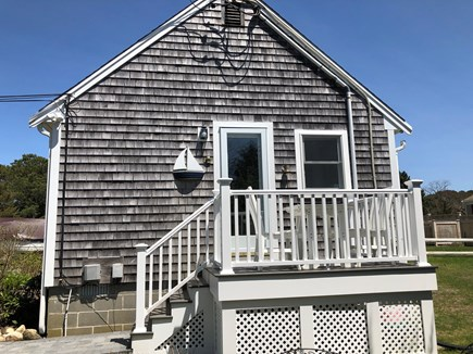 Orleans Cape Cod vacation rental - View of apartment and deck