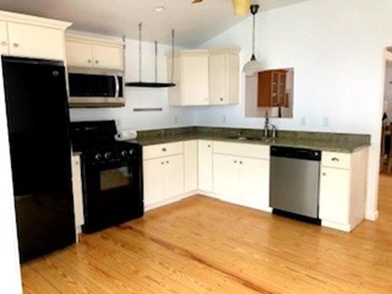 South Yarmouth Cape Cod vacation rental - Nice kitchen with newer appliances