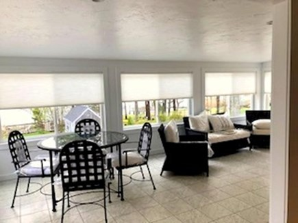 South Yarmouth Cape Cod vacation rental - Fabulous New Sunroom Overlooking Water!