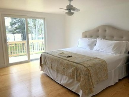 South Yarmouth Cape Cod vacation rental - Master bedroom with King Size Bed