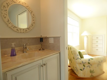 Chatham, .8 to Center Cape Cod vacation rental - Shared Half Bath