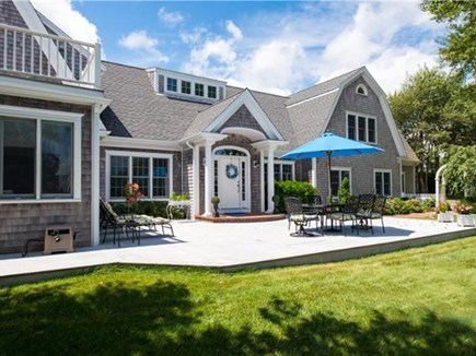 Chatham, .8 to Center Cape Cod vacation rental - Beautiful Outside Patio!